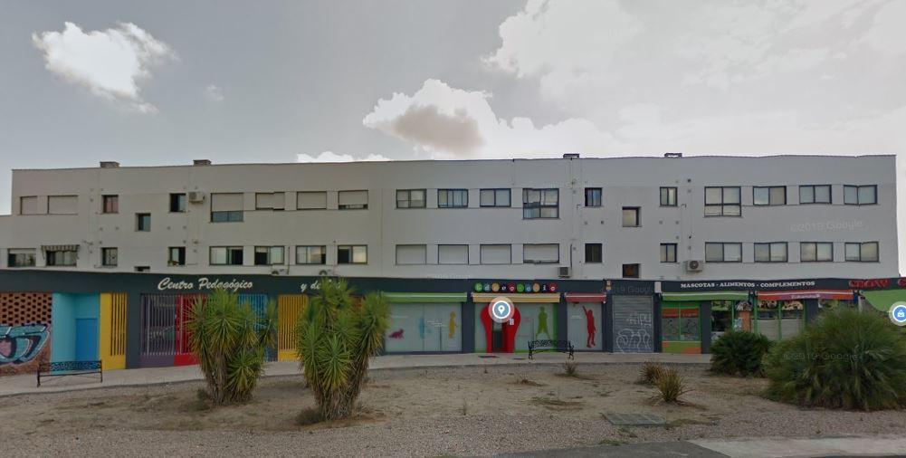 Garajes en Ronda Norte – Cáceres